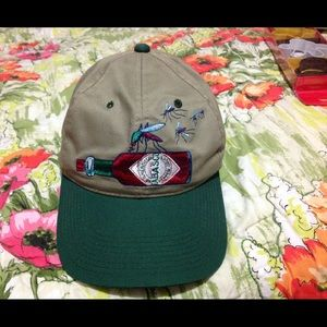 Tabasco Hot Sauce Trucker Hat Cap with Mosquito
